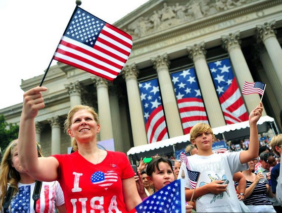 美国国庆节