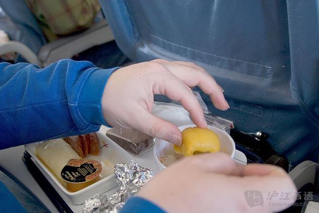 飞机上的食物—必须科普!(下)