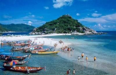 """潜水天堂""""泰国南园岛"""""""