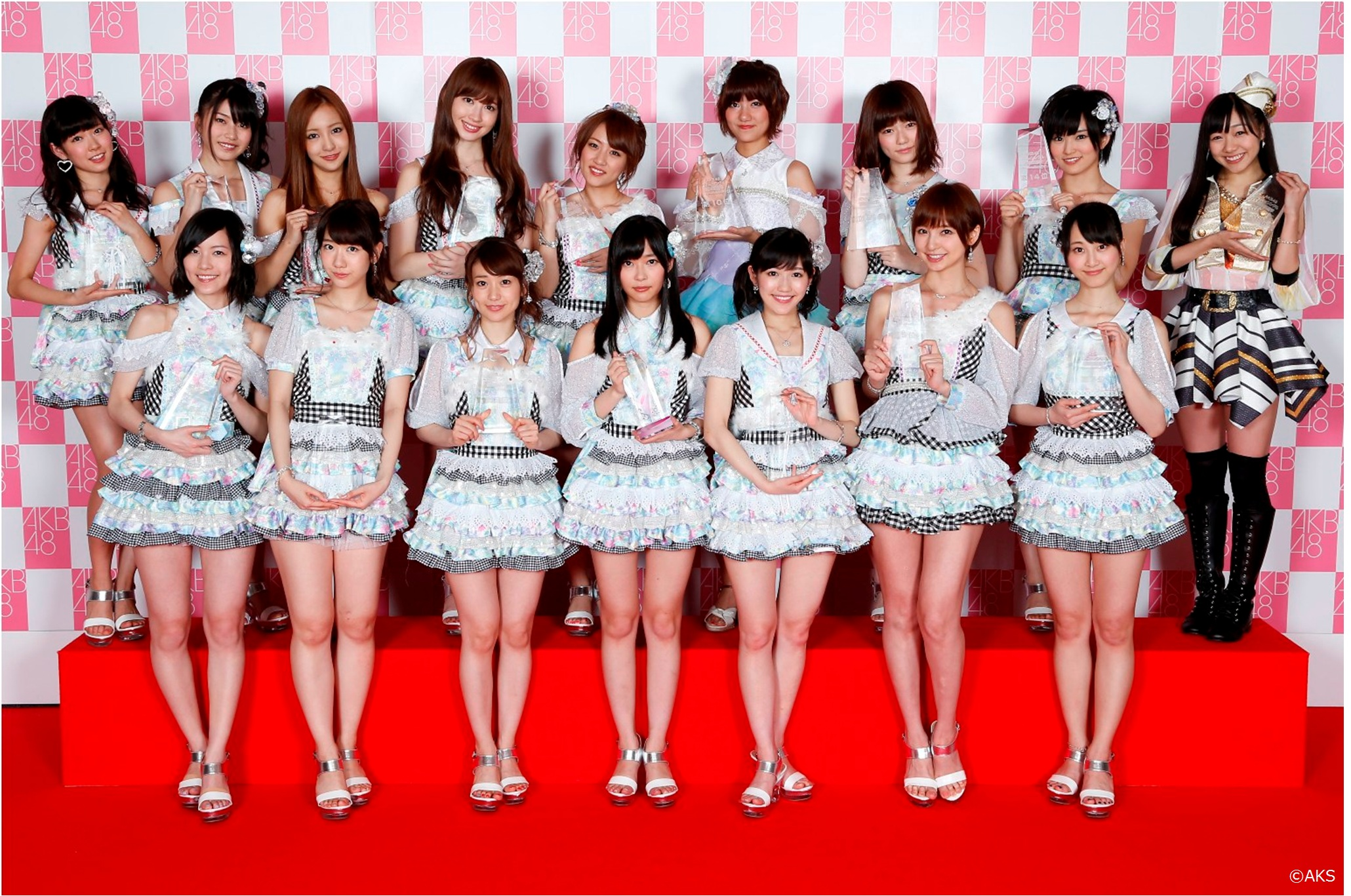 2014年第4届AKB48选拔总选举