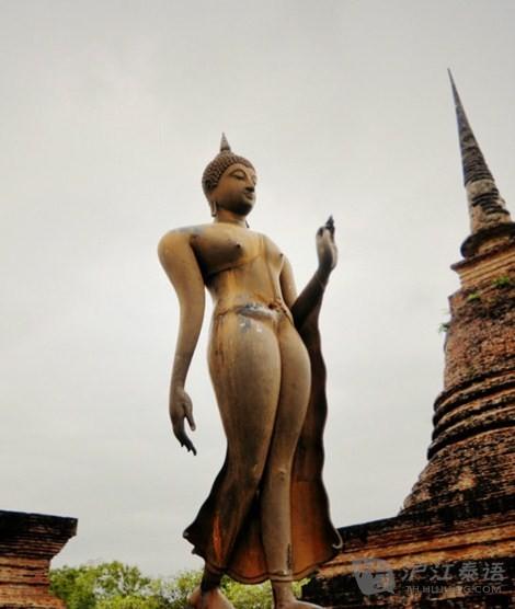 今日不少泰国绘画,雕刻