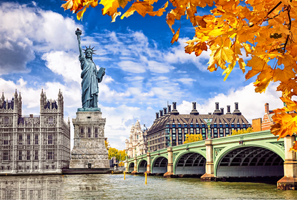 法语词组:世界各地著名建筑法语叫什么?
