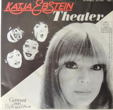 经典德语老歌:theater(katja ebstein)[mp3格式]