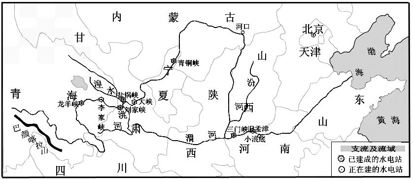 青岛市高中分布图