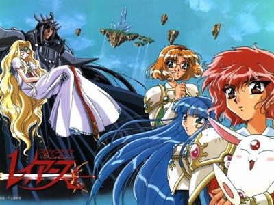 作品 合集/《魔法骑士雷阿斯》OVA...