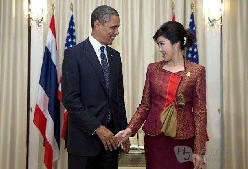 带你认识泰国华裔女总统—英拉●西那瓦