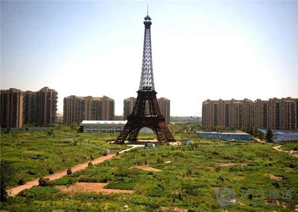 天都城,中国:2007年起中国浙江省就有一个小城市