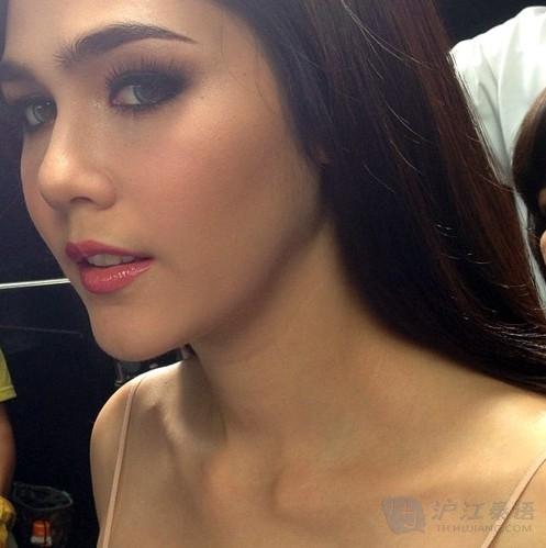 泰国最漂亮的女明星; 20岁的美女明星;