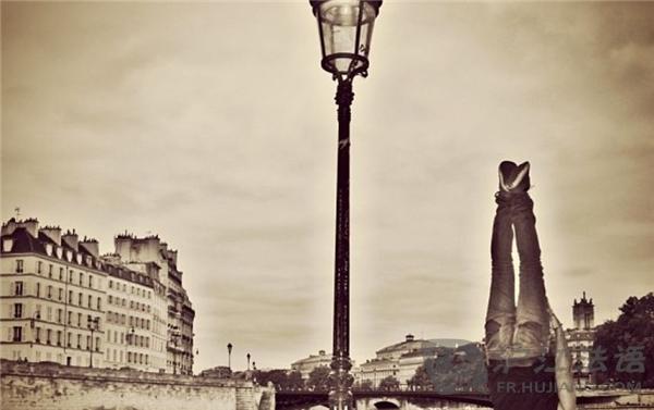 你从没看过的别样巴黎:倒转乾坤