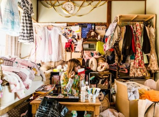 日本科技宅女房间一览:信息量略大