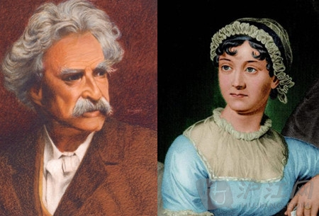 mark twain essay on jane austen Who is mark twain is a collection of twenty six wickedly funny, thought-provoking essays by samuel langhorne clemens—aka mark in jane austen, twain.