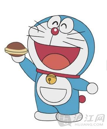 哆啦a梦吃铜锣烧萌图-在动漫里出现的最好吃的料理排行Top3 待审核图片