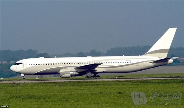 盘点世界奢华私人飞机