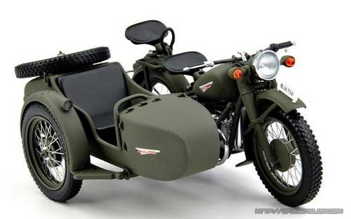中国制造的三轮摩托车正大量出口着.