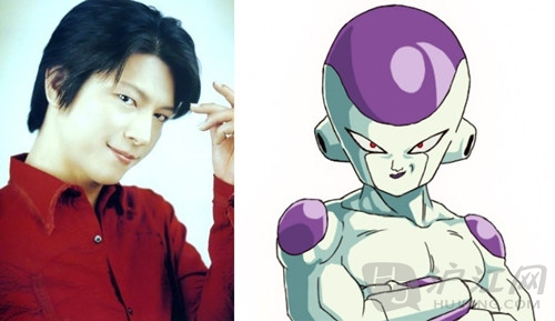 与动漫人物极像的日本艺人