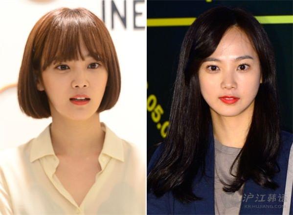韩式发型春季流行 韩国女星短发变身大集合