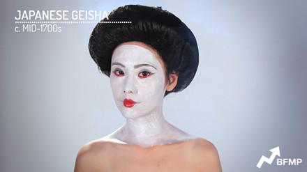 japanese女人裸体_japanese geishas