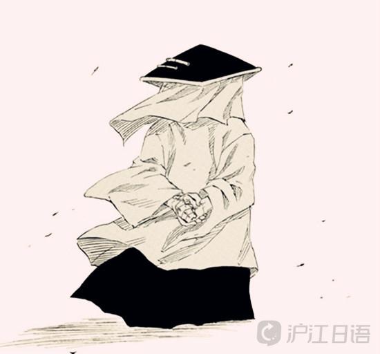 动漫人物:父的背影,道不完的亲情