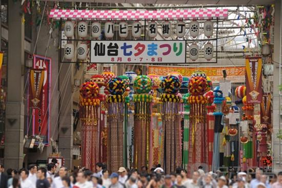 日本著名的夏日祭典有哪些?_新沪江日语网_日