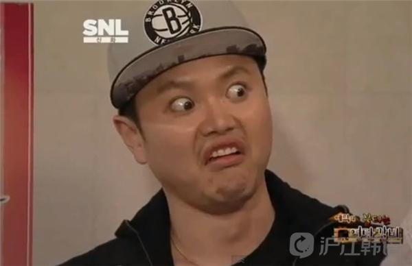 韩国表情帝 只知道金馆长可不够哦!