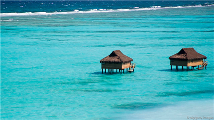 组图盘点:世界富豪休闲度假都爱去哪?